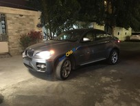Cần bán chiếc BMW X6 2009 màu xám, tự động