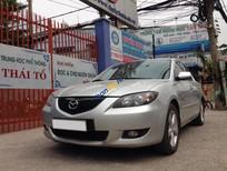 Cần bán xe Mazda 3 sedan 1.6AT 2006 màu xám bạc odo 65 ngàn, xe đi cực chất, xe đi giữ gìn không một lỗi nhỏ