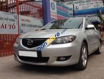 Cần bán xe Mazda 3 đời 2006, màu bạc