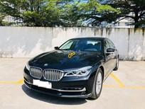 Bán ô tô BMW 7 Series năm 2016, màu đen