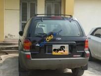 Cần bán lại xe Ford Escape đời 2004, màu đen số sàn