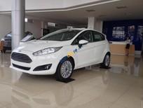 Bán xe Ford Fiesta Sport 1.0L Ecoboost sản xuất 2018, màu trắng, giá cạnh tranh