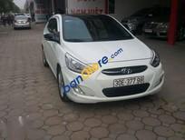 Bán Hyundai Accent 1.4AT 2015, màu trắng