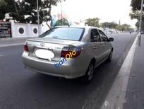 Cần bán xe Toyota Vios MT đời 2003 chính chủ, giá 229tr