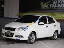 Bán Chevrolet Aveo LT 1.5MT đời 2014, màu trắng, 306tr