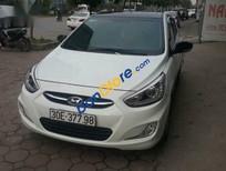Bán xe Hyundai Accent 1.4AT Blue đời 2015, màu trắng, xe nhập