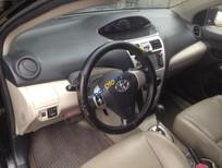 Cần bán lại xe Toyota Vios đời 2009, màu đen, 390 triệu