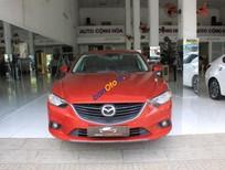 Cần bán gấp Mazda 6 2.0 AT đời 2014, màu đỏ số tự động