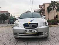 Cần bán xe Kia Morning SLX 1.0 MT đời 2007, màu bạc, xe nhập