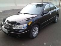Bán Ford Laser GHIA 1.8 sản xuất 2005, màu đen số tự động, 239tr