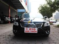 Cần bán lại xe Toyota Camry 2.4G đời 2011, màu đen chính chủ, giá chỉ 680 triệu