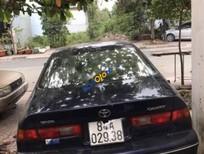 Cần bán gấp Toyota Camry GLi 2.2 đời 1999, màu xanh lam số sàn