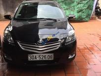 Bán ô tô Toyota Vios 1.5 MT đời 2010, màu đen