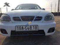Cần bán gấp Daewoo Lanos đời 2003, màu trắng còn mới, giá 79tr
