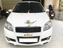 Bán lại xe Chevrolet Aveo LT năm 2015, màu trắng số sàn, giá chỉ 320 triệu