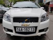 Cần bán gấp Chevrolet Aveo LTZ 1.5 AT 2015, màu trắng