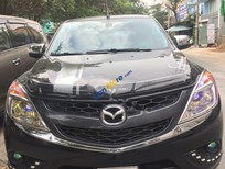 Cần bán xe Mazda BT 50 đời 2016, màu đen, nhập khẩu