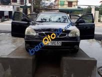 Bán xe Daewoo Nubira đời 2004, màu đen xe gia đình, giá tốt