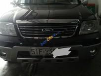Bán xe Ford Escape đời 2005, màu đen