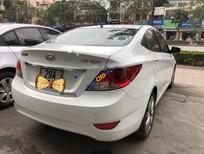 Bán Hyundai Accent 1.4 AT đời 2012, màu bạc, nhập khẩu nguyên chiếc