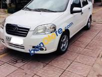 Chính chủ bán Daewoo Gentra đời 2008, màu trắng