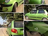 Cần bán xe Daewoo Matiz Se đời 2005, màu xanh lục giá cạnh tranh