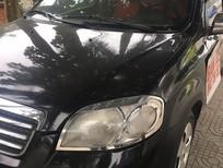 Cần bán xe Daewoo Gentra SX đời 2008 bản 1.6MT, màu đen, giá chỉ 165 triệu