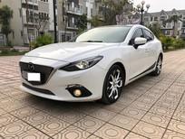 Bán Mazda 3 2.0L 2015, màu trắng, 660 triệu