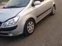 Bán xe Hyundai Getz bản đủ 2010, màu bạc, nhập khẩu chính hãng, 225 triệu