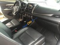 Bán xe Toyota Vios G 2015, màu vàng cát