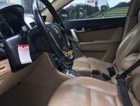 Bán Chevrolet Captiva LTZ 2008, màu vàng cát