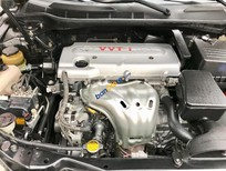 Cần bán lại xe Toyota Camry 2.4 G đời 2011, màu đen