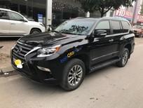 Chính chủ bán xe Lexus GX 460 SX và ĐK 2015, màu đen, nhập khẩu