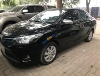 Cần bán xe Toyota Vios J năm 2015, màu đen