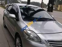 Bán Toyota Vios E đời 2010, màu bạc số sàn, giá chỉ 325 triệu