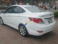 Auto Lâm Hưng bán Hyundai Accent 1.4 AT 2012, màu trắng, nhập khẩu