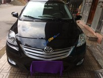 Bán xe Toyota Vios E đời 2009, màu đen chính chủ, 255 triệu