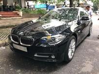 Cần bán xe BMW 5 Series 520i sản xuất 2015, màu đen, nhập khẩu