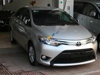 Bán Toyota Vios G đời 2015, màu bạc