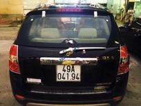 Chính chủ bán Chevrolet Captiva LT đời 2008, màu đen