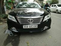 Bán Toyota Camry đời 2014, màu đen, nhập khẩu nguyên chiếc, chính chủ