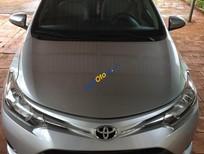 Bán ô tô Toyota Vios đời 2014, màu bạc