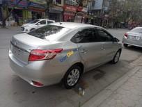 Chính chủ bán xe Toyota Vios 1.5 G đời 2015, màu bạc