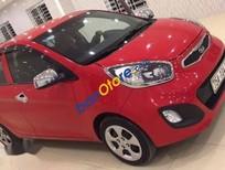 Bán xe Kia Morning đời 2014, màu đỏ số sàn, giá chỉ 245 triệu
