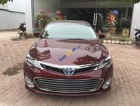 Bán ô tô Toyota Avalon 2.5 Limited đời 2017, màu đỏ, xe nhập Mỹ, mới 100%, giao ngay