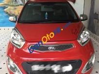 Xe Kia Morning MT đời 2014, màu đỏ như mới, giá 280tr