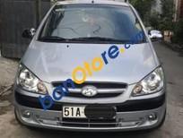 Bán gấp Hyundai Click đời 2008, màu bạc, nhập khẩu
