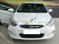 Hyundai Accent Blue 1.4MT, màu trắng, 2016, biển SG, xe đi gia đình