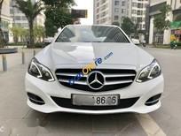 Chính chủ bán Mercedes E250 đời 2014, màu trắng