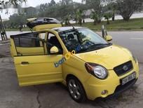 Bán xe Kia Morning SLX năm 2008, màu vàng, nhập khẩu, 245 triệu